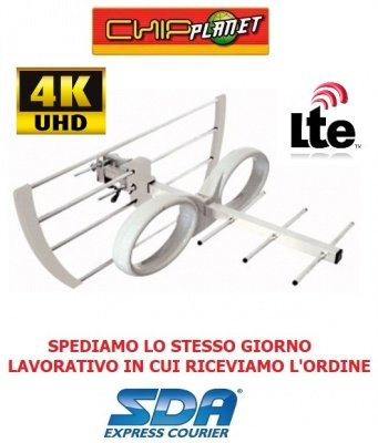 ANTENNA MINI UHF 12 DB LTE  EK
