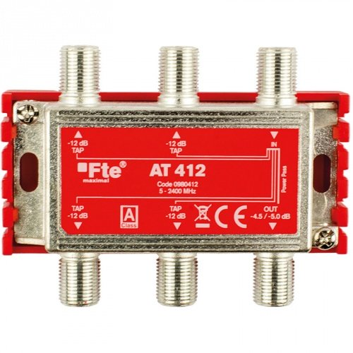 AT412 Derivatore a 4 vie a -12 dB