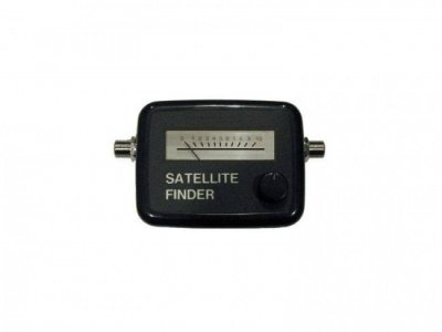 MISURATORE DI CAMPO SATELLITARE ANALOGICO - SAT FINDER
